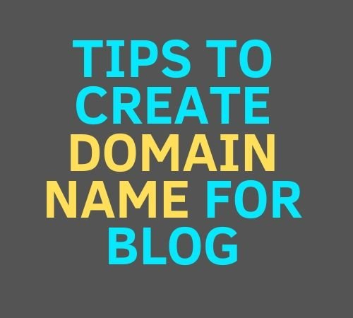 choose the best domain name for your personal website